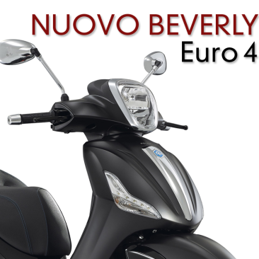 Offerta nuovo Beverly Euro4!