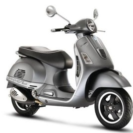 Vespa GTS SUPER 300 I.E. MY 14