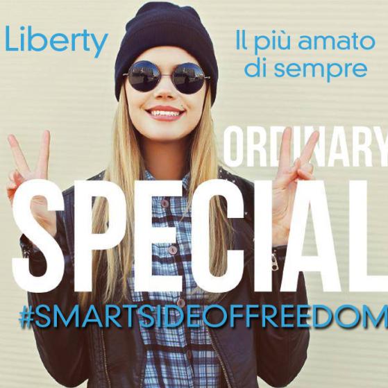 Liberty – Ordinary special!