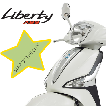 Liberty – Star of the city!
