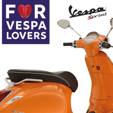 For Vespa Lovers