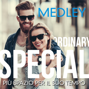 Medley – Ordinary special!