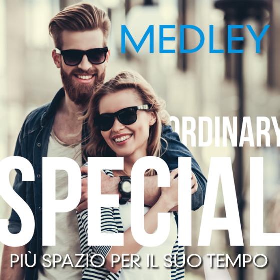 Medley – Ordinary special!