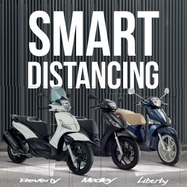 Smart Distancing