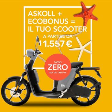 Askoll Ecoincentivi