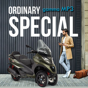 Gamma MP3 – Ordinary special!