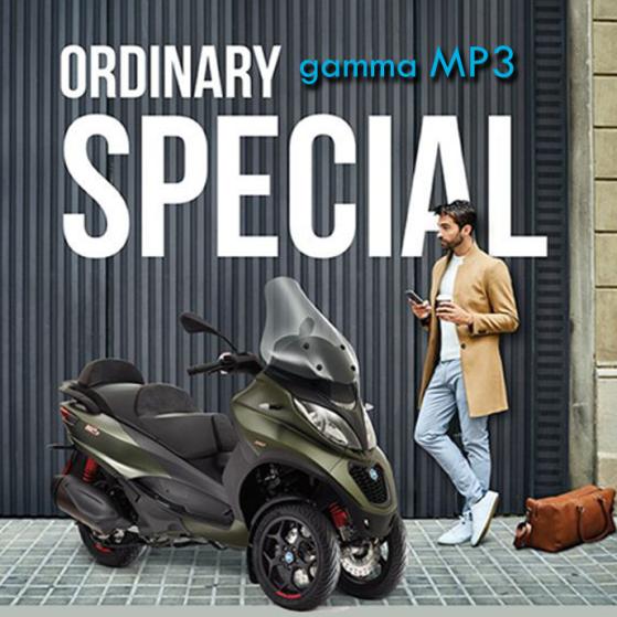 Gamma MP3 – Ordinary special!