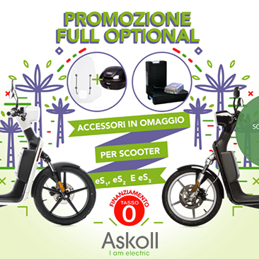 Askoll – Accessori Omaggio